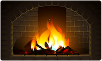 Magic Fireplace icon