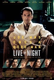 Live By Night film poster