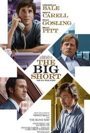 The Big Short film poster