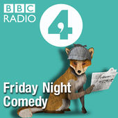 BBC Friday Night Comedy Artwork