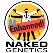 Naked Genetics Artwork