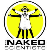 The Naked Scientists Artwork