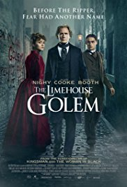 The Limehouse Golem film poster