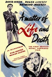 A Matter of Life & Death film poster
