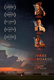 Three Billboards Outside Ebbing, Missouri film poster