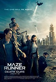 Death Cure film poster