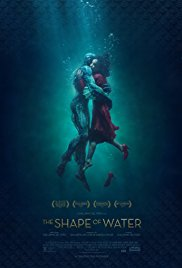 The Shape of Water film poster