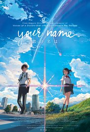 Your Name film poster