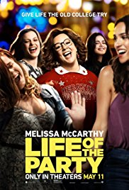 Life of the Party film poster