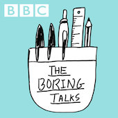 The Boring Talks Artwork