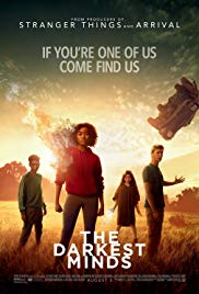 The Darkest Minds film poster