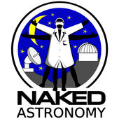 Naked Astronomy Artwork