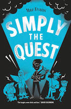 Simply The Quest cover