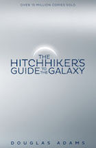 The Hitchhikers Guide To The Galaxy cover