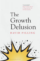 The Growth Delusion cover