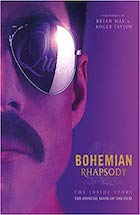 Bohemian Rhapsody: The Official Book of the Movie cover