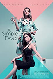 A Simple Favor film poster