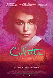 Colette film poster