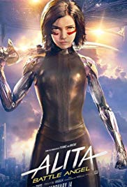 Alita Battle Angel film poster