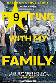 Fighting With My Family film poster