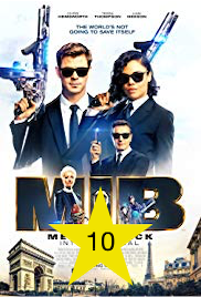 MiB: International film poster