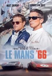 Le Mans 66 film poster