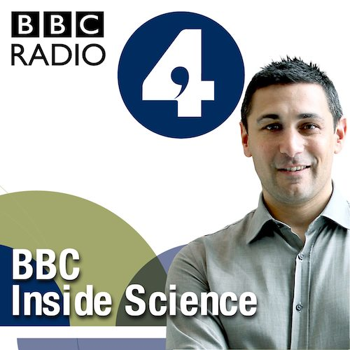BBC Inside Science podcast artwork