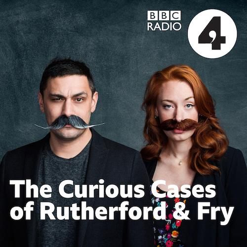 Curious Cases podcast artwork