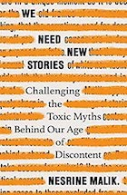 We Need New Stories book cover