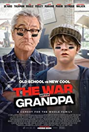 The War With Grandpa film poster