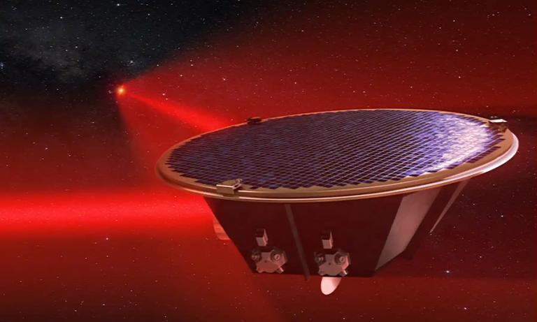 Lisa Spacecraft