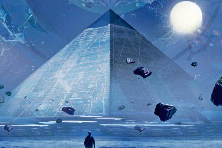 Cover image of The Three Body Problem novel