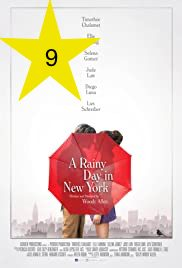 A Rainy Day In New York film poster