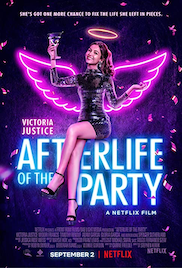 Afterlife of the Party film poster