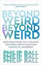 Beyond Weird book cover