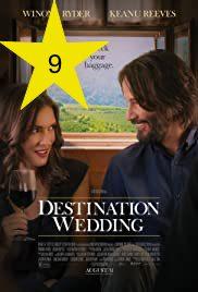 Destination Wedding film poster
