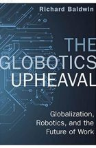 The Globotics Upheaval book cover