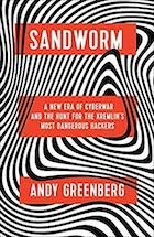 Sandworm book cover