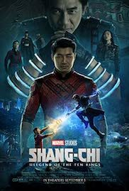 Shang-Chi and the Legend of the Ten Rings film poster