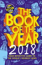The Book of the Year 2018 cover