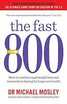 The Fast 800 book cover