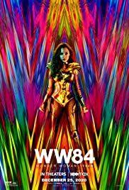 Wonder Woman 84 film poster