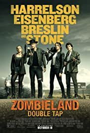 Zombieland Double Tap film poster